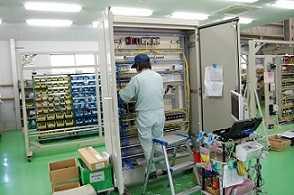 日工電子工業株式会社様 配線支援システム導入事例