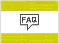 よくある質問・FAQ